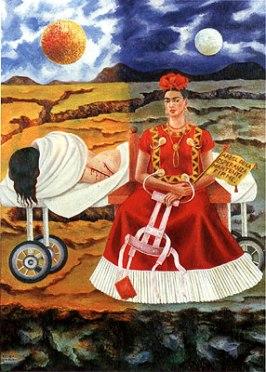 Frida Kahlo  Albero della speranza mantieniti saldo 1946